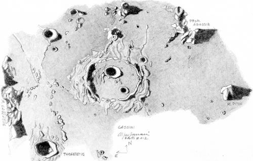 Alfonso Cassini Net Worth