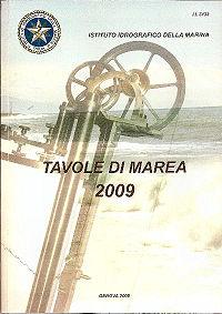 Biblioteca delle maree commissione divulgazione unione astrofili italiani - Tavole maree castiglione della pescaia ...