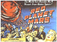 red planet mars 1954 - photo #45